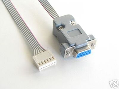 RS232 to 3~5 Volt TTL Convert Cable
