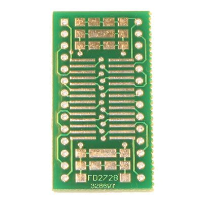 28pin SOIC to DIP Prototype Adapter/Converter (FD2728)
