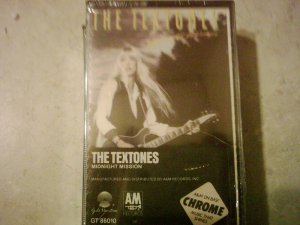 THE TEXTONES -MIDNIGHT MISSION