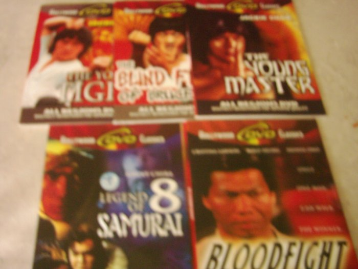 15 assorted dvd movies