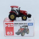 Takara Tomy Tomica Diecast Model Scale 1:76 #83 Yanmar Tractor YT5113