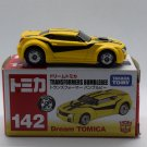 Dream Tomica Diecast Model Scale 1:64 #142 Transformers Bumblebee