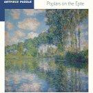 Jigsaw Puzzle 500 Piece Claude Monet: Poplars on the Epte