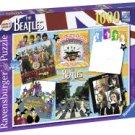 Jigsaw Puzzle Ravensburger 1000 Piece Beatles Albums 1967-70