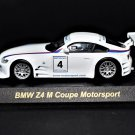 Kyosho BMW Z4 M Coupe Motorsport Color White Scale 1:64 Diecast Car Model