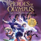 The Heroes of Olympus Paperback Boxed Set (10th Anniversary Edition) Paperback Boxed Set