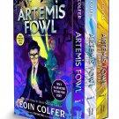 Artemis Fowl 3-book Paperback Boxed Set (Artemis Fowl, Books 1-3) Paperback