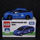 Takara Tomy Tomica Toyota Prius Comfort Singapore Taxi Blue Scale 1:64