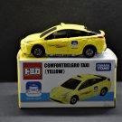 Takara Tomy Tomica Toyota Prius Comfort Singapore Taxi Yellow Scale 1:64
