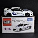 Tomica AEON Exclusive Subaru BRZ Driving Academy Training Car Diecast Model