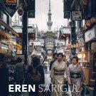 PHOTOGRAPHY BOOK Eren Sarigul: Across Japan (Trope Emerging Photographers) Hardcover