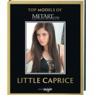 NUDE PHOTOGRAPHY BOOK Little Caprice: Top Models of MetArt.com Hardcover
