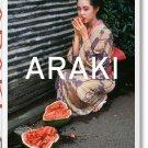PHOTOGRAPHY BOOK Araki. 40th Ed. (Multilingual Edition) Hardcover
