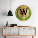 Custom Word, Personalized Wood Letter Name,  Rustic Word, Room Decoration,Wall hanging