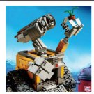 2019 New 16003 Idea Robot WALL E Building Blocks Figures Toys for Children WALL-E Birthday Gifts