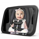 Baby Car Mirror for Back Seat | View Your Child in Rear Facing Car Seat | See...