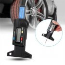Car Caliper LCD Display Tpms Tire Monitoring System Tyre Tread Depth Tester