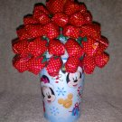 Mickey Mouse Christmas Candy Bouquet