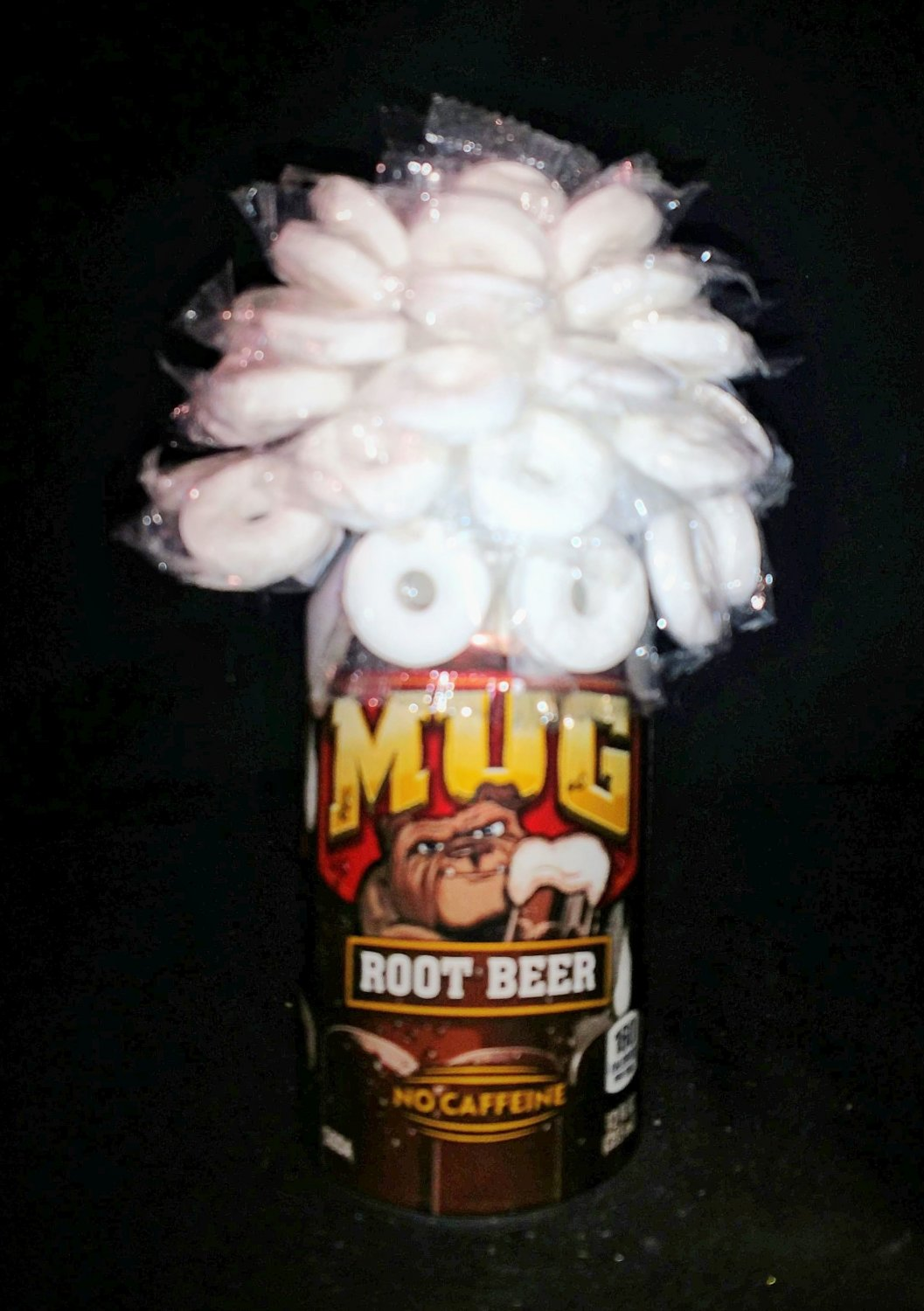 Mug Root Beer Candy Bouquet
