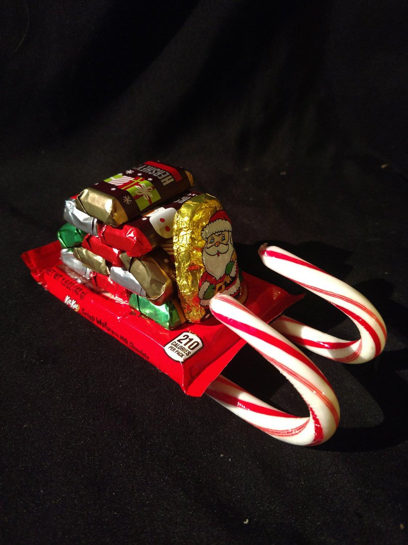 Kit Kat Santa Sleigh