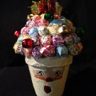 Dum Dum Sucker Christmas Bouquet