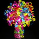 Fruit Tootsie Roll Candy Bouquet