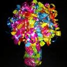 Fruit Tootsie Roll Candy Bouquet