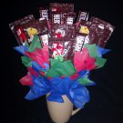 Hershey and M&M Candy Bouquet