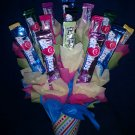 Air Head and Laffy Taffy Candy Bouquet