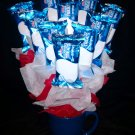 Rice Krispie Treat Candy Bouquet