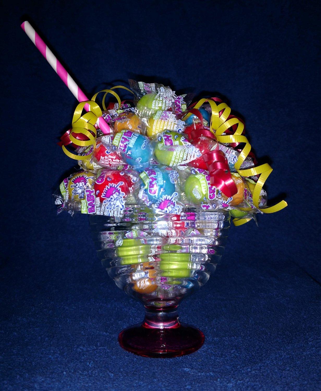 Cry Babies Bubblegum Candy Bouquet
