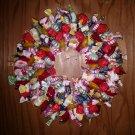 Hard Candy Wreath