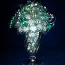 Green Peppermint Candy Bouquet