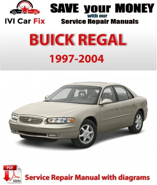 Buick Regal Pdf Service Repair Manual 1997 1998 1999 2000