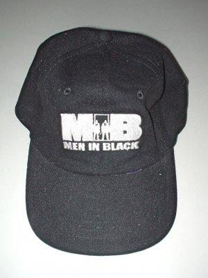 "NEW - ""Men In Black"" Baseball Cap - Black"