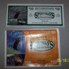 (2) Sportsmans Warehouse $10 off