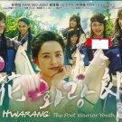 Korean Drama DVD Hwarang: The Poet Warrior Youth (2016) English Subtitle