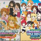 Anime DVD The IDOLM@STER Cinderella Girls Season 1-3 Vol.1-38 End The Idolmaster