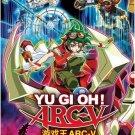 Anime DVD YuGiOh ! Arc-V Vol.1-148 End English Subtitle Free Shipping
