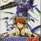 Anime DVD Mobile Suit Gundam Age Vol.1-49 End English Subtitle Free Shipping