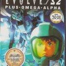 Anime DVD Mobile Suit Gundam Evolve : Plus-Omega-Alpha The Movie English Sub