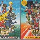 Anime DVD Digimon Xros Wars Series : Digimon Fusion Battles Part 1+2 Vol.1-54 End