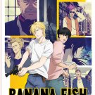 Anime DVD Banana Fish Vol.1-24 End English Subtitle Free Shipping