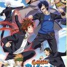Anime DVD Gakuen Basara Vol.1-12 End English Subtitle Free Shipping