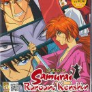 Anime DVD Samurai X Rurouni Kenshin Series + Movie + 2OVA + 3 Live Action Movie