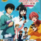 Anime DVD Doukyonin Wa Hiza, Tokidoki, Atama No Ue. Vol.1-12 End English Dubbed