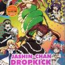 Anime DVD Jashin-Chan Dropkick Season 1+2 Vol.1-24 End English Subtitle