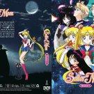 Anime DVD Sailor Moon Season 1 Vol.1-46 End (1992) English Dubbed