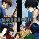 Anime DVD Mashiro No Oto Vol.1-12 End English Subtitle