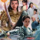 Chinese Drama DVD Love And Redemption Vol.1-59 End (2020) English Subtitle